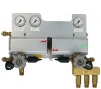 SOURCE OF SUPPLY FOR COMPRESSED MEDICAL GASES IN CYLINDERS - CE0459