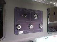 MEDICAL GAS DISTRIBUTION SYSTEM FOR AMBULANCES - CE0425
