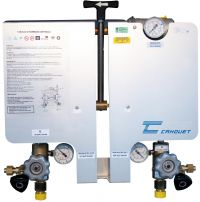 MANIFOLD WITH AUTOMATIC CHANGE-OVER UNIT – CENTR'EOLE
